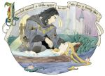 Lancelot mused by Maryanneleslie