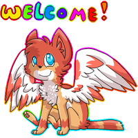 new Welcome banner! by Bienoo