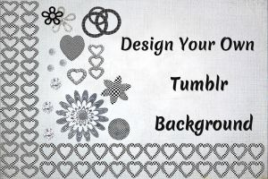 Design Your Own Tumblr Background - Wild by ibjennyjenny