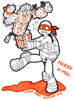 Merry Christmas by Captain--Ruffy