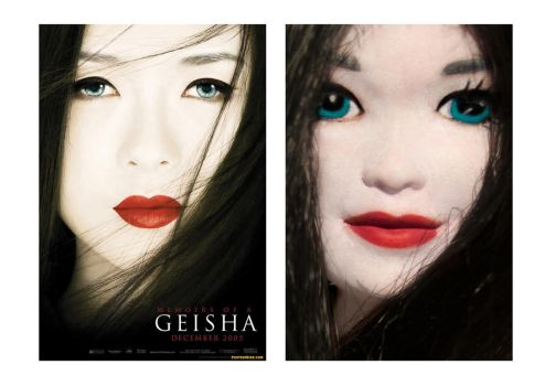 Memoirs of a Geisha by FancyPaints