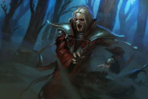 Vampire King by 88grzes