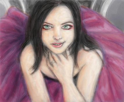 Amy Lee by mel0mania