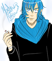Mordecai by MiriMaxwell