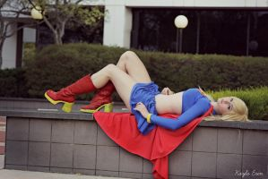Super Girl, Super Lazy by KaylaErinOfficial