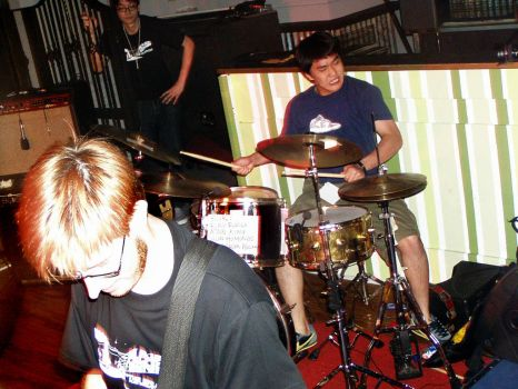 Drumbeat by crookedview