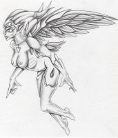 angel 2 by markfellows