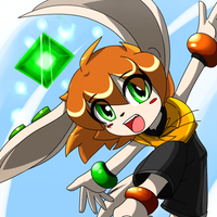 Super puppy Milla by KenjiKanzaki05