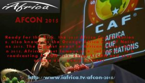 AFCON 2015 by kevinlee0670