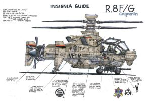 R.8F and G Insignia Guide by contrail09