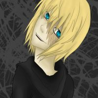 Death Note-Mello by xvooxdoox