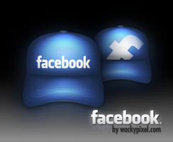 Facebook Hats by wackypixel