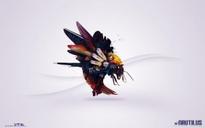 Mech Bee by Nautilus-D