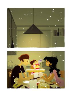 First meal of the year by PascalCampion