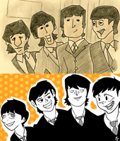 .:Before and Now:. by Jim-the-Oni
