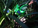 Wild Scyther Has Appeared by OmegaMaddox