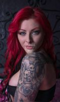 Tattooed Lady by Snaphappy52