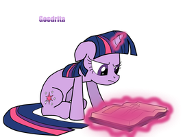 Twilight Reading. by Goodrita