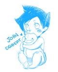 Baby John by Bam-squared