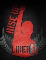 Liber8 - Rise Up! by Lord-Iluvatar