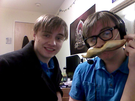 Ven And Sir Budder Stache AT THE SAME TIME by Vendus