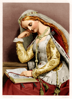 Elizabeth of York by asphycsia