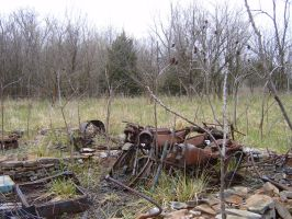 Rural Decay 9 by DarkMaiden-Stock