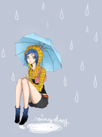 rainyday by yukiiri