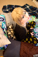 .:Maka Albarn / Gaming-Time:. by KaLi-Cosplay