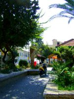 Paphos downtown by Tornquist