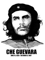 DSS No. 3 - Che Guevara by gothicathedral
