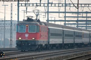 SBB Re 4-4 II 11226 by SwissTrain