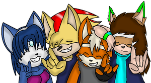 xXStarfox meet the Sonic FCsXx by z59