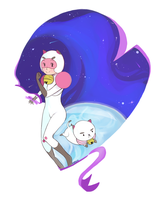 Bee and the Puppycat by Nabashio