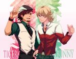 Tiger and Bunny by KagenKahira
