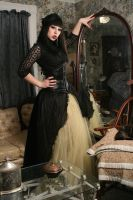 Victorian ball gown by sistersofthemoon