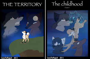 """The Territory"" Front-Chapter by LunaThePuppeh"