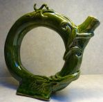 Vine Tea Pot by LittleTokori