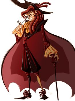 Lord Licorice by roseandthorn