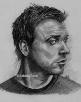 Ben of Billy Talent by Sabriiistrash