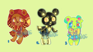 Adoptables 16 [CLOSED] by Woestijn