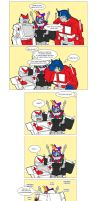 Someone fix Prowl, he's stuck by batchix