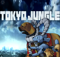Dogs of Tokyo Jungle (plus half a speedpaint) by Twime777