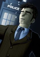 The Day the Doctor Died by ShoyzzFanArt