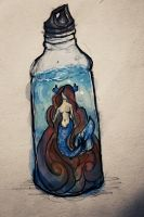 Bottled Water by SoothSheeper