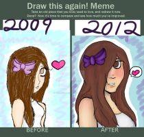 Before and After by Artistic-Doll