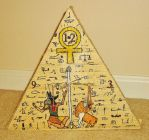 Anubis Clock By Bethany by Lorendal4