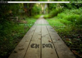 The Path by Ash3r