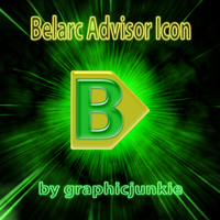 Belarc Advisor Glass Icon by graphicjunkie