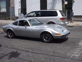 The Opel At Queen And Ossington by Neville6000
